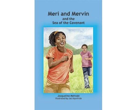 Meri and Mervin by Jacqueline Mehrabi